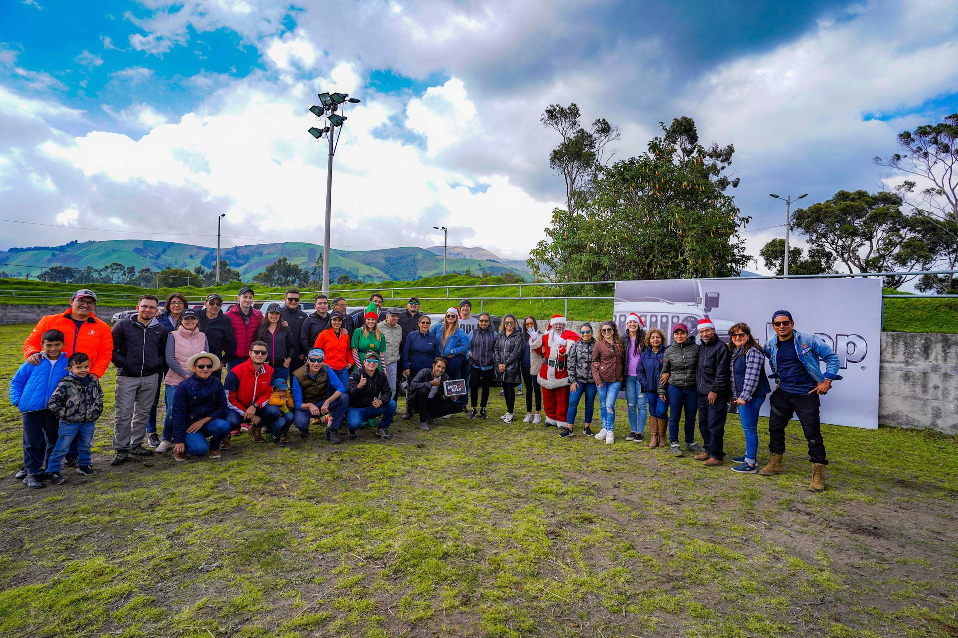 Jeep Owners Ecuador 4