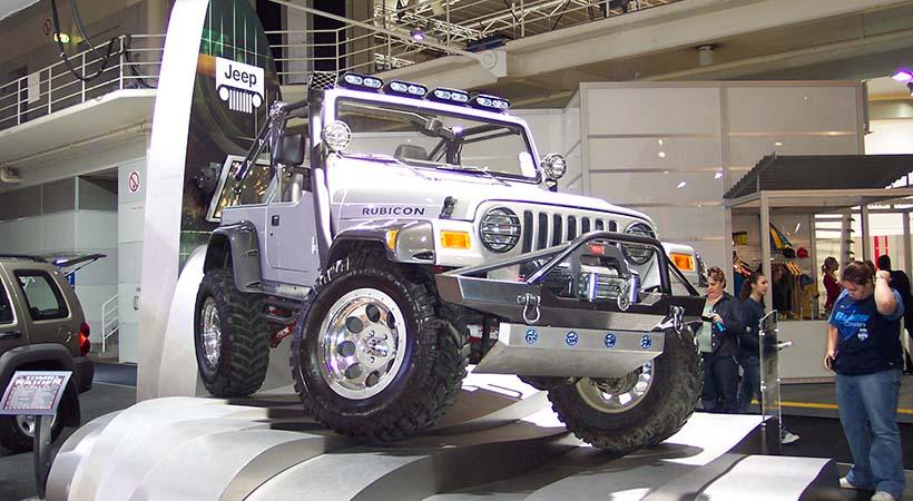 6 ediciones limitadas de Jeep que desconocías
