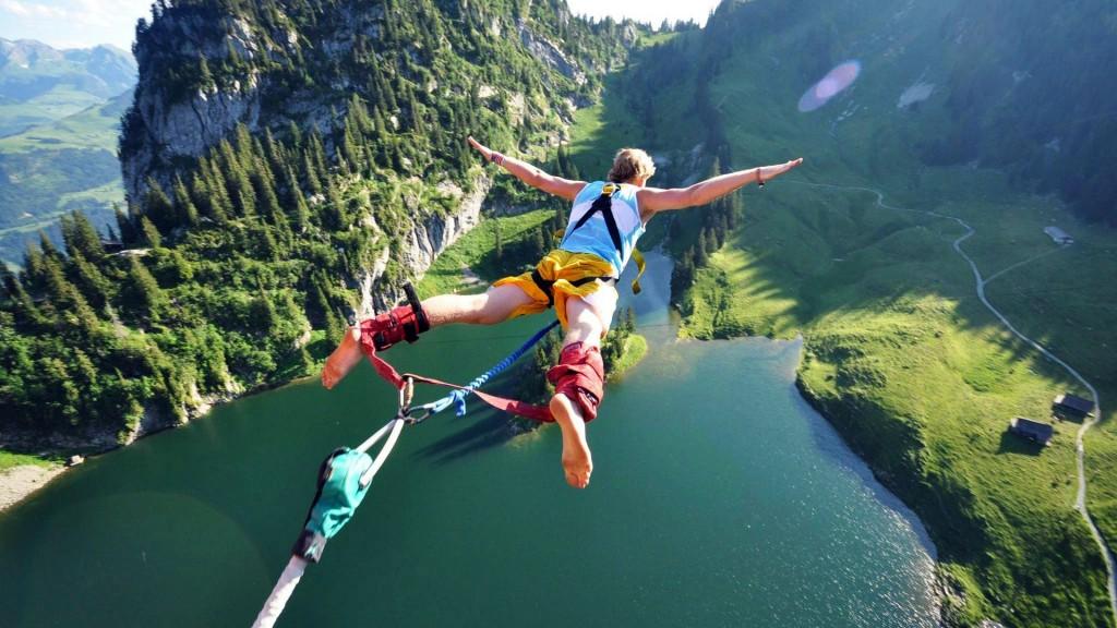 7 deportes extremos para realizar outdoor después de la cuarentena