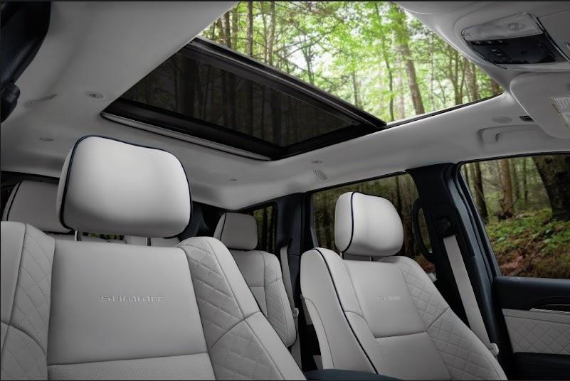 Conoce cuáles son los beneficios que tienen los interiores de Jeep