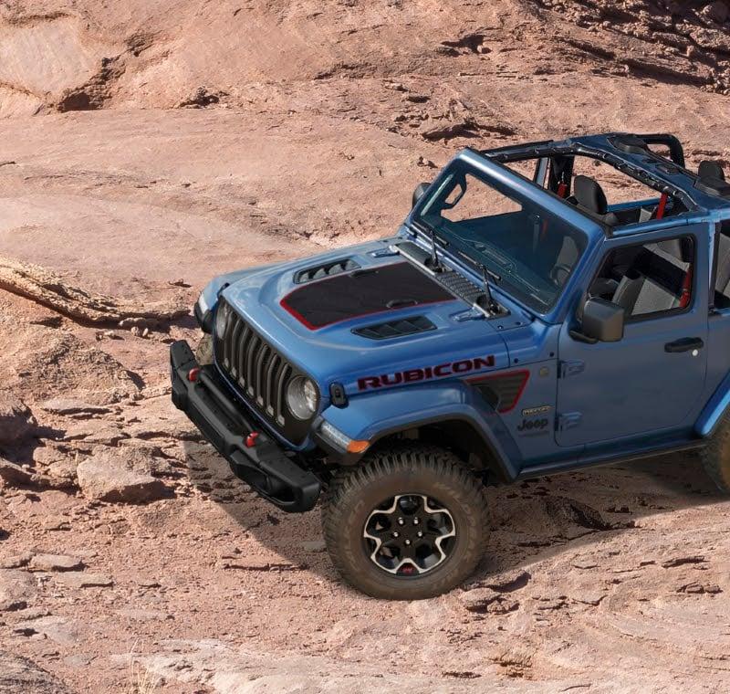 Aprende cuándo debes desinflar las llantas de tu Jeep
