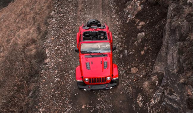 jeep wrangler, volcan ojos del salado, chile