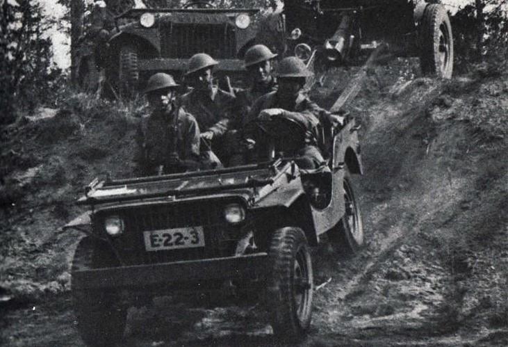 Jeep Ecuador - Jeep heroe de guerra (2)