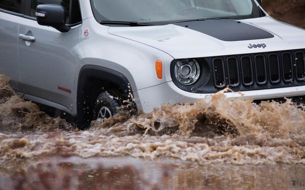 Pon a prueba la madre naturaleza con Jeep